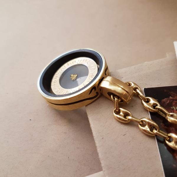 Partnerringe Carbon Gelbgold Diamant Fairtrade (1007210)