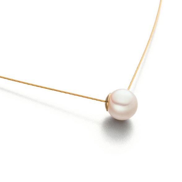 eva strepp perle collier gold (251153)